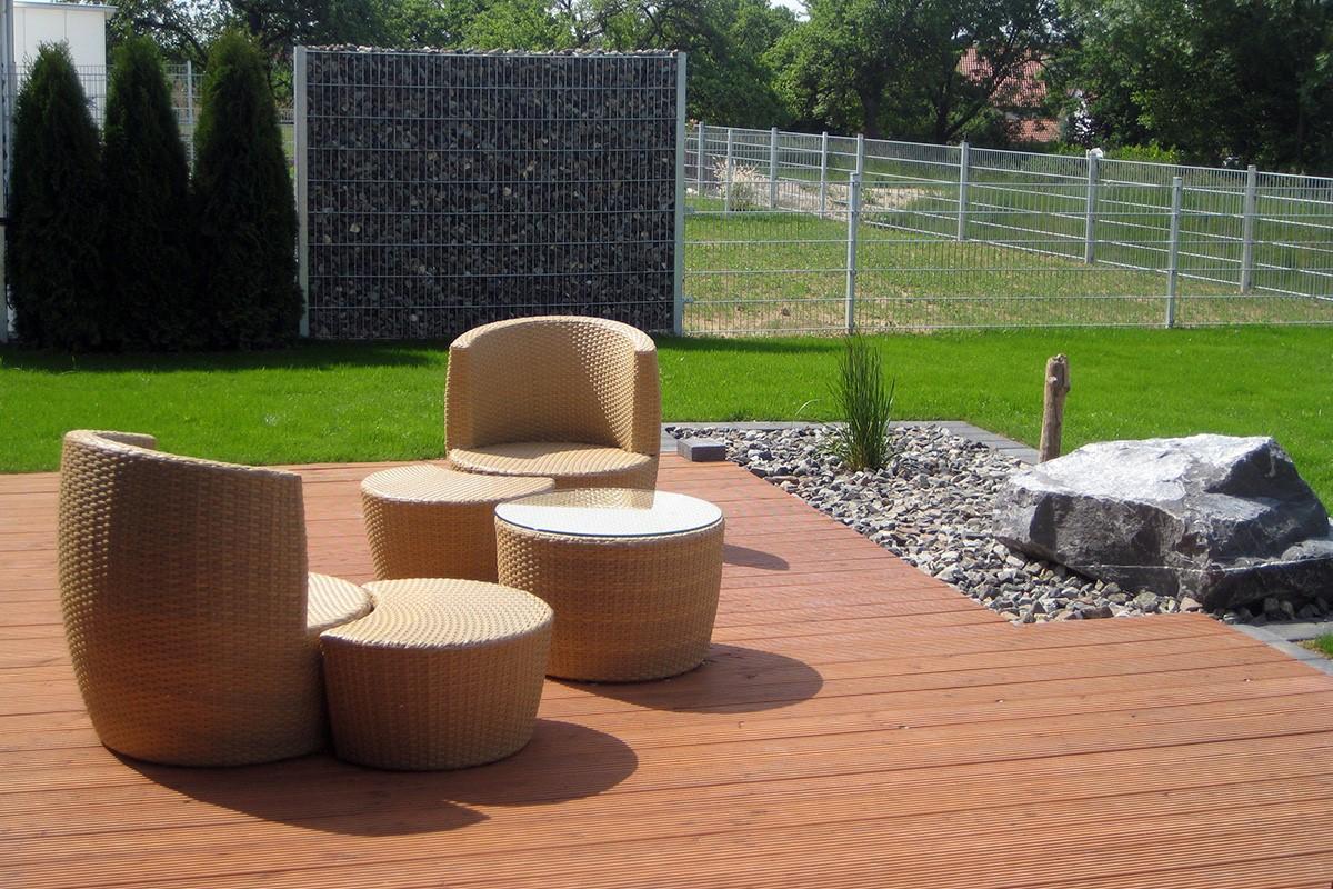 Gartenholz — Wolther & Baur