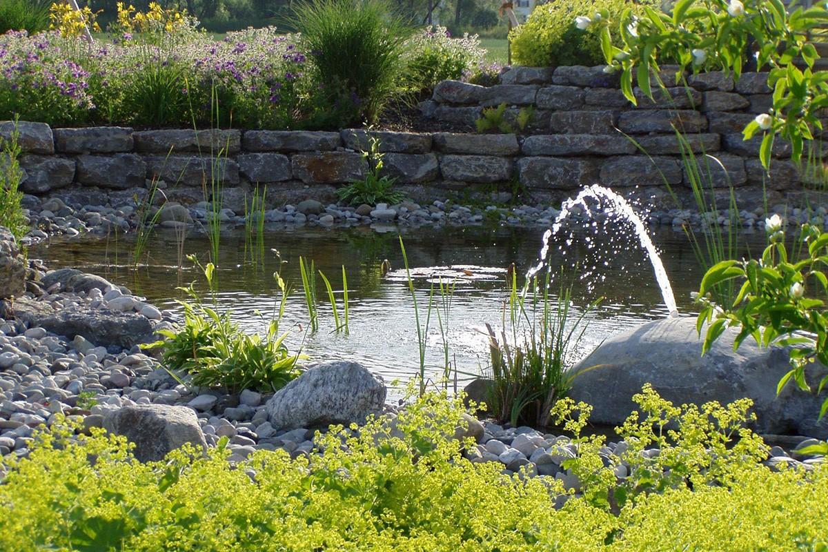 Garten & Wasser — Wolther & Baur